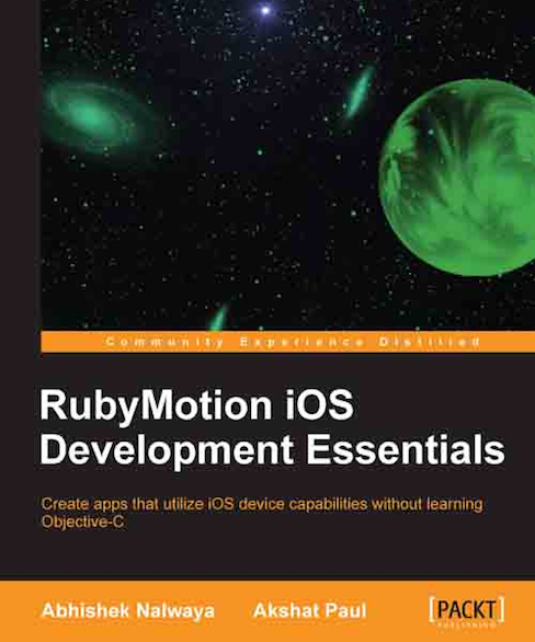 packt rubymotion book 1